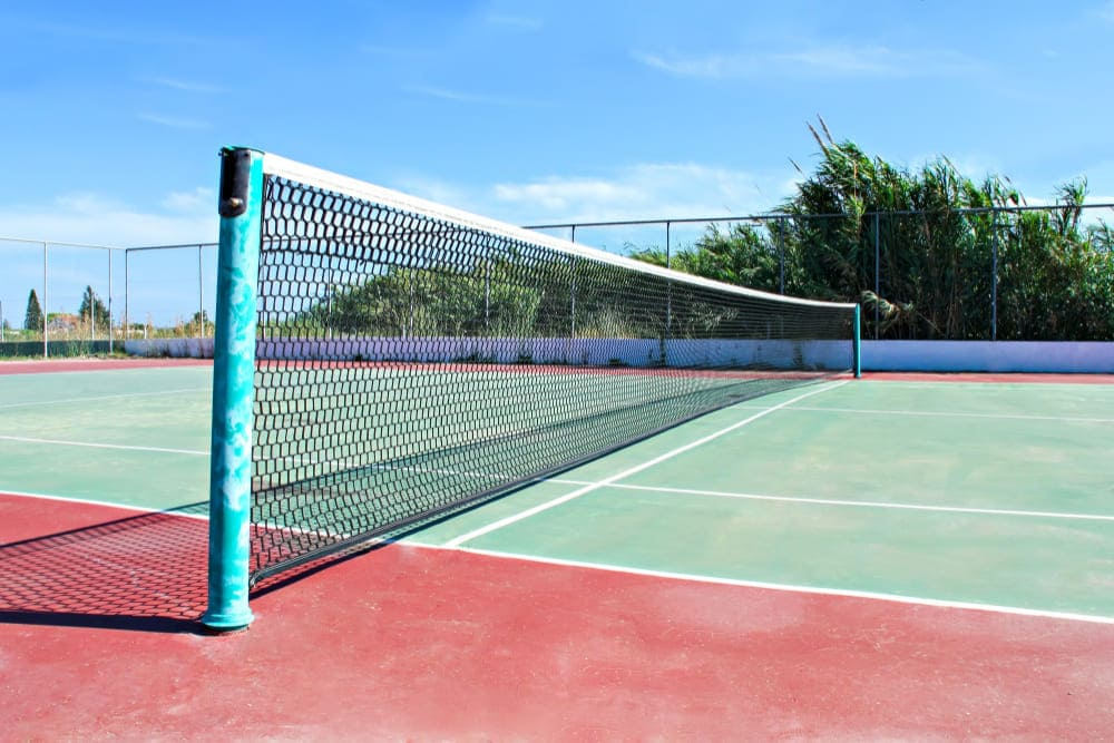 How to Convert Tennis Courts to Pickleball Courts